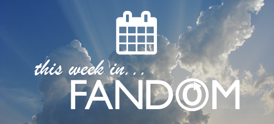 This Week in Fandom banner by James Baxter
