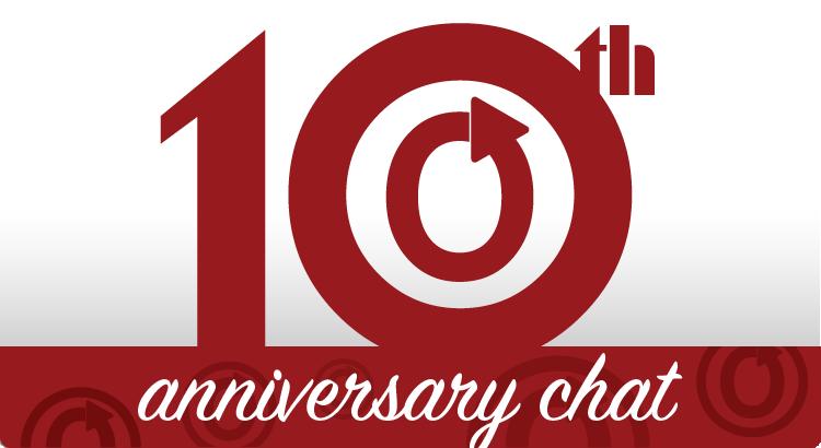 OTW 10th Anniversary Chat