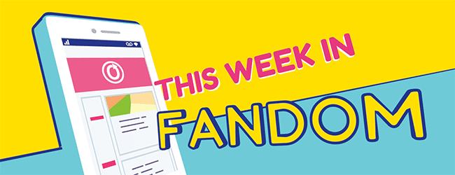 This Week in Fandom banner