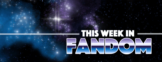 This Week in Fandom banner by Alix Ayoub