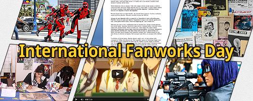 International Fanworks Day - Ania
