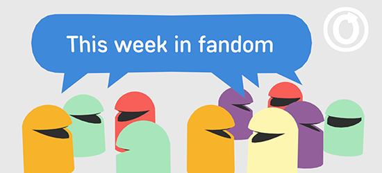 This Week in Fandom banner by vertexcat