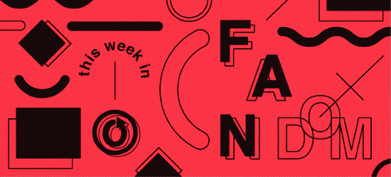 This Week in Fandom banner by Katek
